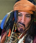 """Jack Sparrow"" - Highly Commended, Novice Digital Image - ©Helen Moore"