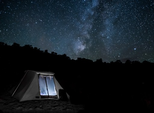"""Camping at Hunt's Mesa"" - Honours, Advanced Digital Image - ©Neil Gordon"