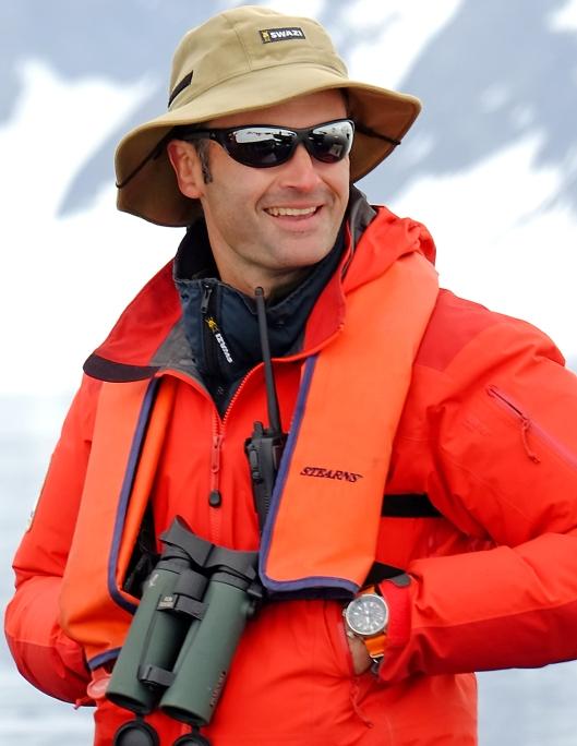 Rob Suisted bio pic Antarctica